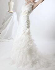 Original Spanish La Sposa Wedding Dress Bride TOP