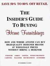The Insider's Guide to Buying Home Furnishings