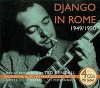 Django Reinhardt - Django In Rome 19491950 [CD]