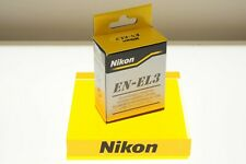 Nikon EN-EL3 battery pack. MINT boxed. For Nikon D100/D70 and D50.