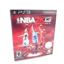 NBA 2K13 PlayStation 3 PS3 Tested Works ~ Free Shipping