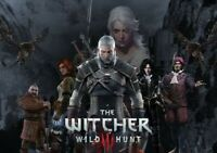The Witcher 3: Wild Hunt GOTY EDITION PC STEAM ACCESS + EXCLUSIVE GAME GIFT
