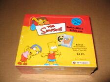 Simspons Collectible Sticker Box Artbox