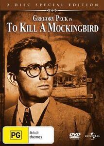 To Kill A Mockingbird : 2 Disc : Special Edition : NEW DVD