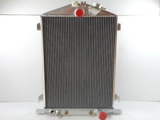 HOT ROD FORD RADIATOR ALUMINIUM 680 X 430 WIDE,CORE 70 MM THICK SUPER COOL CORE