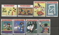 Walt Disney, Weltreise - Sierra Leone - 1782-1989 ** MNH 1992