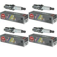 4X NGK Laser Platinum Premium Zündkerze 7569 Typ PTR6F-13 Zünd Kerze