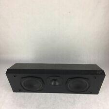 Klipsch KV-1 High-Quality 2-Way Center Channel Speaker Black