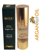 Argan Oil Deo & None Deo 100% Pure Cold Pressed & Certified Organic 30 50 100ml