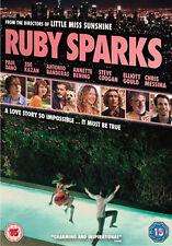 DVD:RUBY SPARKS - NEW Region 2 UK