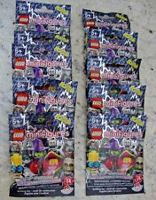 Lego Monsters 71010 Series 14 lot of 10 unopened, unsorted packs
