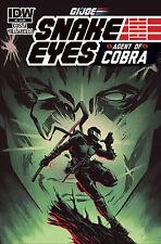 G.I. Joe Snake Eyes Agent Of Cobra #2 (NM)`15 Costa/ Villanelli