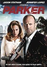 Parker 0043396415959 With Jason Statham DVD Region 1