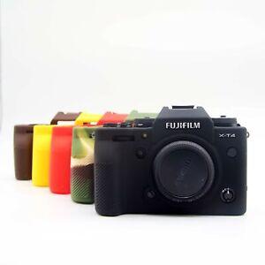 For Fujifilm X-T3 Camera Soft Silicone Case Body Cover Protective Case Skin