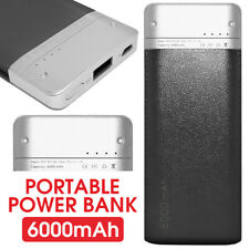 6000mAh External Battery Power Bank For BlackBerry Porsche Design P'9983
