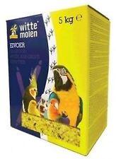 Witte Molen Eifutter feucht gelb 5 x1kg Aufzuchtfutter für Vögel
