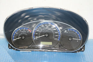 Subaru Forester Sh 2,0 D AWD 108kw Instrument Cluster Instrument Combi