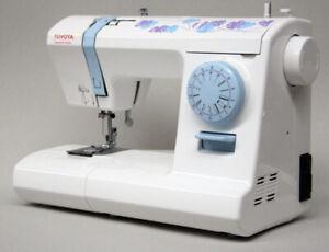 Toyota ECO15CB Sewing Machine, White