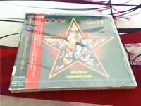 Various ‎– Boogie Nights TOCP-50539 JAPAN CD OBI SEALED E175-83