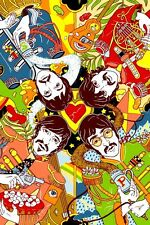 """3.25"""" The Beatles Sgt Peppers Lonely Hearts Club STICKER. Great for bong or pipe"""