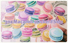 Macarons,Macaron,Sweet dessert sticker,macaron sticker,craft supply,scrapbook