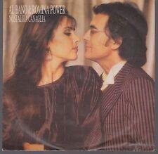 "7"" AL BANO & ROMINA POWER Nostalgia canaglia/CARO AMORE 80`s WEA"