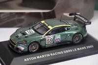 IXO ASTON MARTIN DBR9 #59 LE MANS 2005 1:43