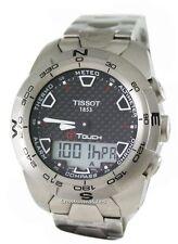 Tissot Titanium Wristwatches