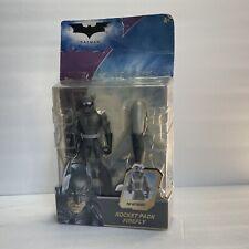 MATTEL DARK KNIGHT Movie Masters BATMAN Action Figure New DAMAGED CASE
