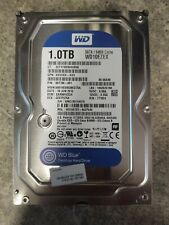 "WD Western Digital 1.0TB 7200RPM 3.5"" WD10EZEX Tested Wiped Formatted"