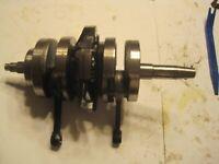 HONDA 78-79 CM185T TWINSTAR CM 185 crankshaft crank shaft assembly 13000-418-000