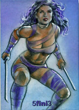 5finity Female Persuasion 5 TFP5 5fini3 Sketch Card by Huy Truong V5