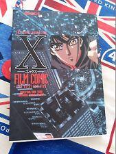 X Film Comic CLAMP Manga Art Book Comic BIG SIZE