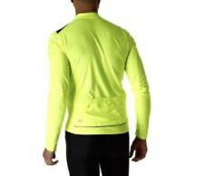 PEARL iZUMi Select Quest Bike Jersey Screaming Yellow MENS XS extra small NEW