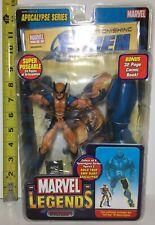 Marvel Legends Masked Astonishing Wolverine Figure Apocalypse Series Baf