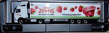 """truck 1/87 HERPA 301558 VOLVO FH GL CON TRAILER """"ZENTIS"""" NEW BOX"""