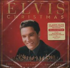 ELVIS PRESLEY WITH THE ROYAL PHILHARMONIC ORCHESTRA - CHRISTMAS - NEW CD!!