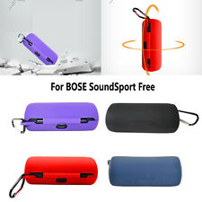 Portable Silicone Case Cover For BOSE SoundSport Free Wireless Bluetooth Headset