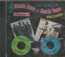 MUSIC NOTE AND MUSIC TONE - CD - The Best Of - Volume 1 - BRAND NEW