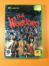 °!°/ Jeu XBOX - THE WARRIORS - Complet