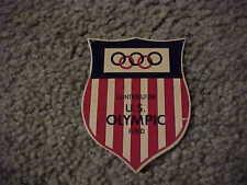 1960s USA Olympics Contributor Logo Decal