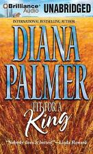 Fit for a King by Diana Palmer (2010, CD, Unabridged)
