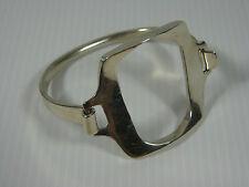 Vintage Bracelet rigide argent massif poinçon Sterling Silver era Jensen Torun