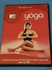 Mtv Music Television Yoga, Dvd, Pre-Owned