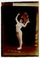 Danseuse  Vintage Print Tirage citrate  11x16  Circa 1890