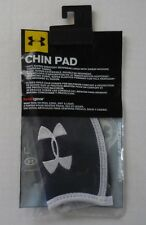 Under Armour Chin Pads Unisex One Size Midnight Navy/White/Black New