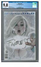Fairest #3 (2012) DC Vertigo Stunning Adam Hughes Cover CGC 9.8 GG958