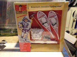 G.I. JOE 40TH ANNIVERSARY #30 ACTION SOLDIER-MOUNTAIN TROOPS EQUIPMENT SET