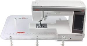 Janome Horizon Memory Craft 9450 QCP Professional Nearly New