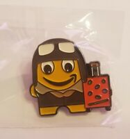 Amazon Peccy Pin- Traveler, Rare!